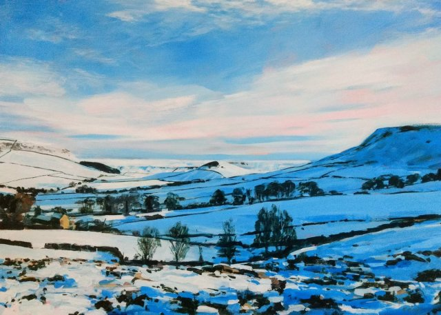 Colin Cook, Winter in Little Fryup Dale