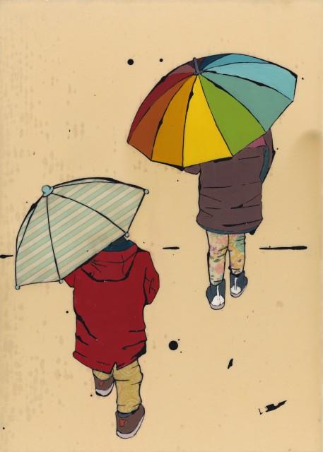 Tracey Oldham, It's Raining