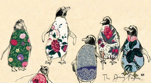 The Dancing Penguins