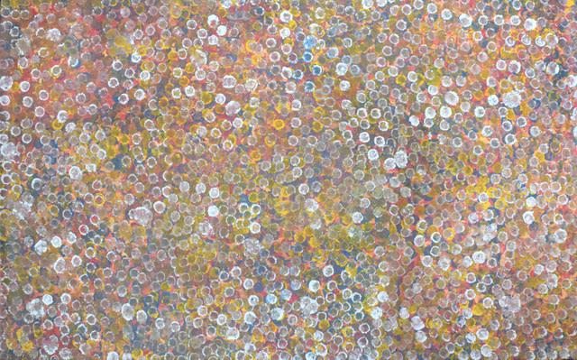 Emily Kame Kngwarreye, Alatji Blooms, 1993