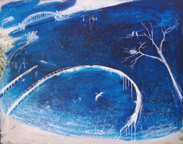 Mark Hanham, A Clear Blue Day