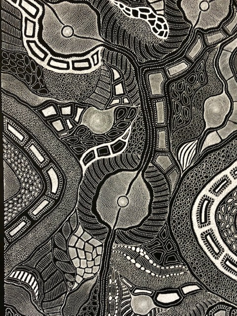 Anna Pitjara, Untitled , 2019