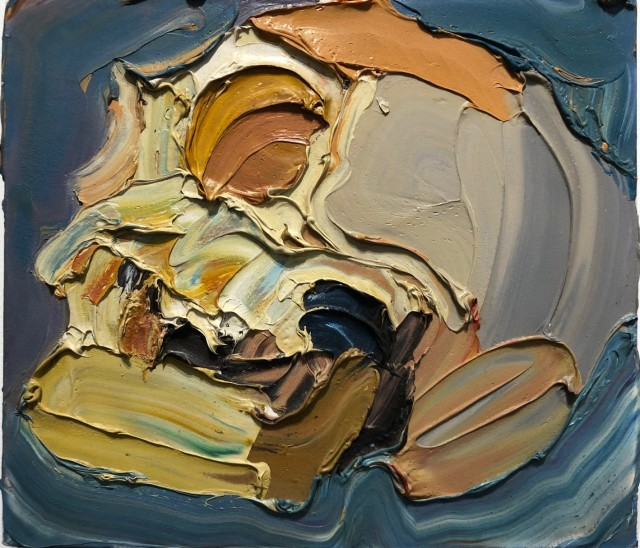 Ben Quilty, Half Man Half Animal, 2005