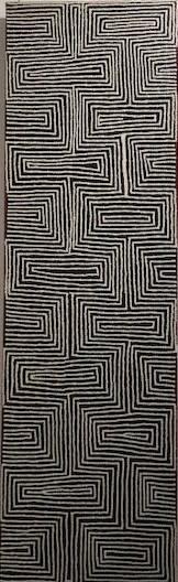 Jake Tjapaltjarri, Untitled, 2018
