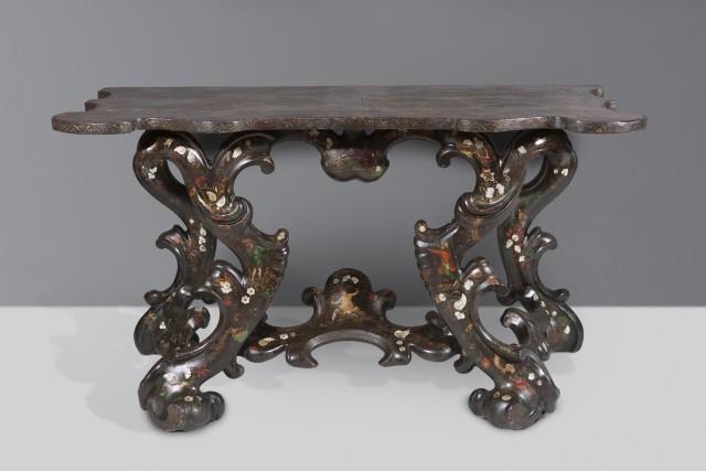 <span class=&#34;title&#34;><em>Venetian Console Table</em>, 17th Century</span>