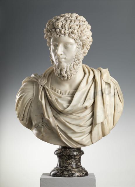 <span class=&#34;artist&#34;><strong>Laurent Delvaux</strong></span>, <span class=&#34;title&#34;><em>Bust of Emperor Lucius Verus</em>, ca. 1730</span>