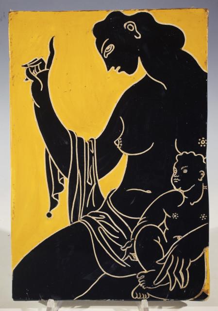 Corrado Cagli, The Goddess Venus, 1929