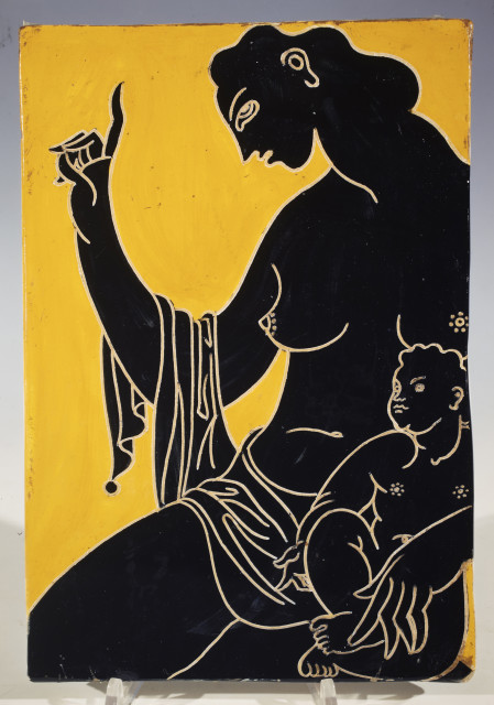 <span class=&#34;artist&#34;><strong>Corrado Cagli</strong></span>, <span class=&#34;title&#34;><em>The Goddess Venus</em>, 1929</span>