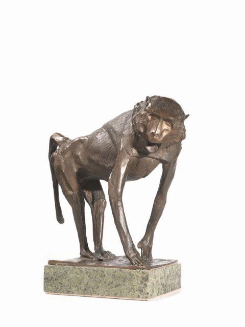<span class=&#34;artist&#34;><strong>Sirio Tofanari</strong></span>, <span class=&#34;title&#34;><em>Macaque</em></span>