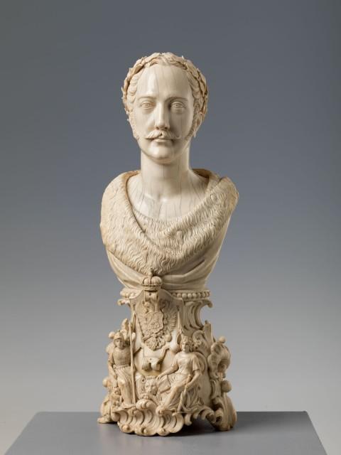 <span class=&#34;artist&#34;><strong>Wilhelm Fraenzel</strong></span>, <span class=&#34;title&#34;><em>BUST OF CZAR NICHOLAS I</em>, 1859</span>