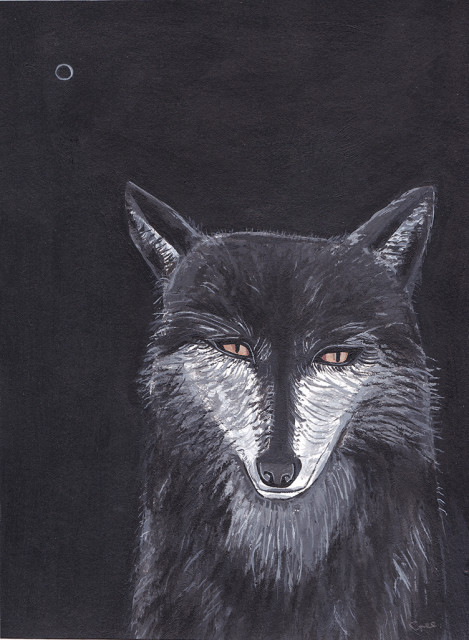 Christopher Gee, Wolf, 2019