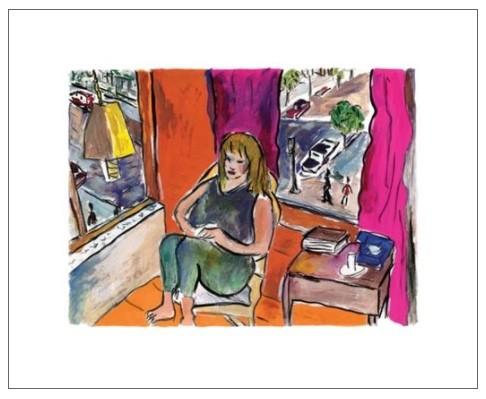 <span class=&#34;artist&#34;><strong>Bob Dylan</strong></span>, <span class=&#34;title&#34;><em>Corner Flat</em>, 2013</span>