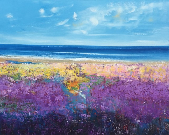 Heather And Gorse - SALE, 2017