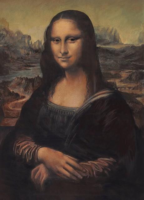 Mona Lisa, 2017