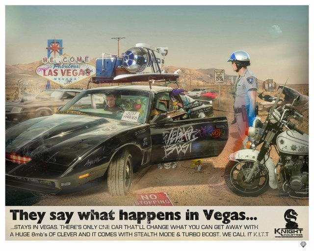 What Happens in Vegas, Stays in Vegas