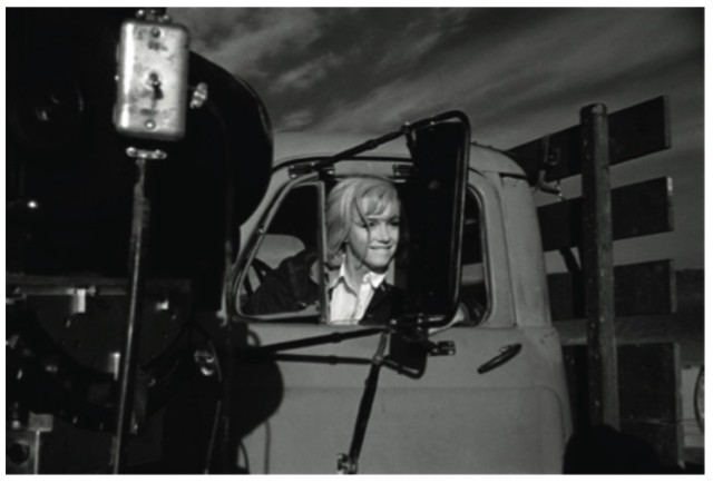 <span class=&#34;artist&#34;><strong>Eve Arnold</strong></span>, <span class=&#34;title&#34;><em>Filming The Misfits, 1960</em></span>