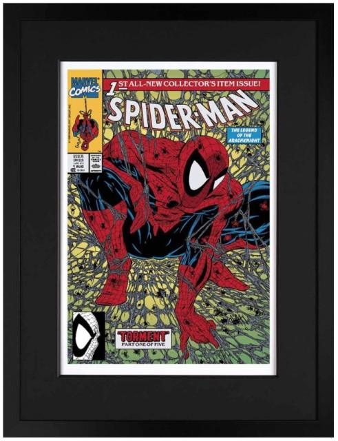 Spider-Man - Torment (paper)