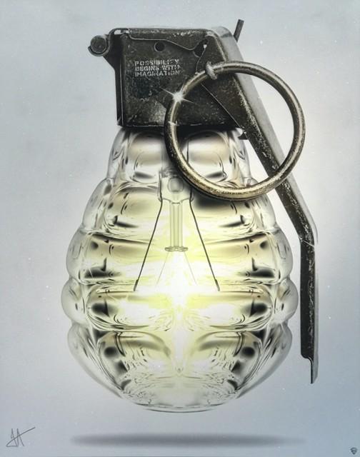 Mind Grenade - Original