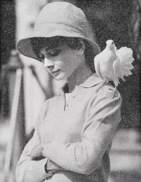 Hepburn with Dove