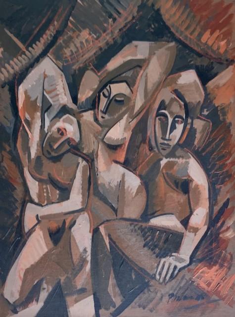 Trois Femmes - Original
