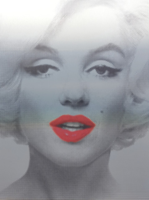 Marilyn Hot Lips
