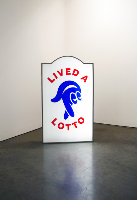 Joe Sweeney, Lived A Lotto, 2017