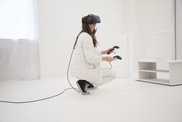 Cara Mills, Virtual Reality Game, 2018