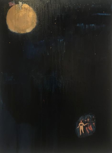 Annie McGrath, One Small Step, 2019