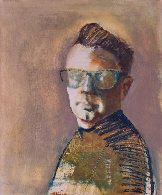 Dénes Maróti, Self Portrait, 2018