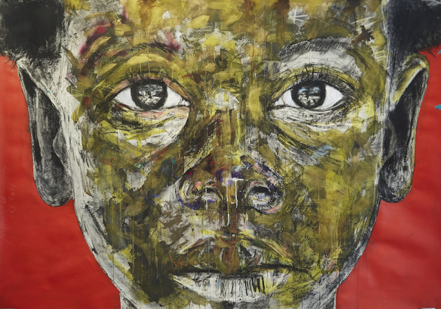 Nelson Makamo, I am the Soul of Azania, 2017
