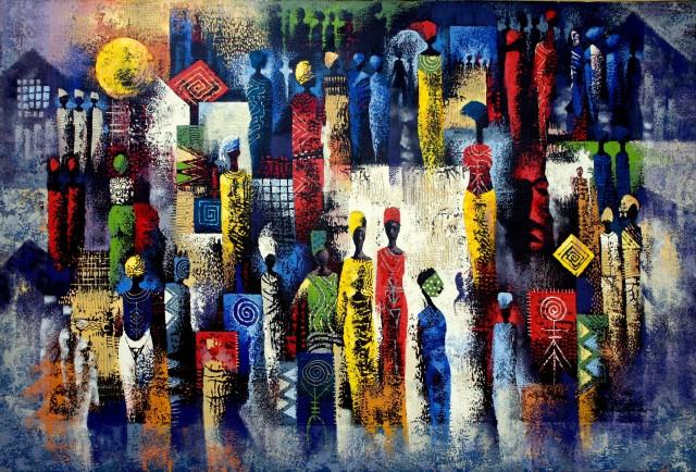 Wiz Kudowor, Lagos Gathering, 2005