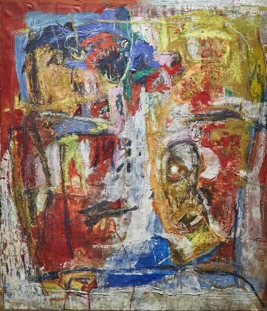 Rafiy Okefolahan, Untitled, 2014