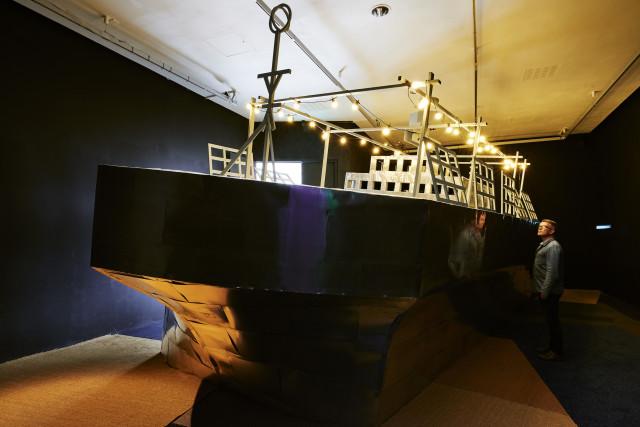 Brian Duggan, Brian Duggan, Ryou-Un Maru, commissioned by Projects Arts Centre , 2016