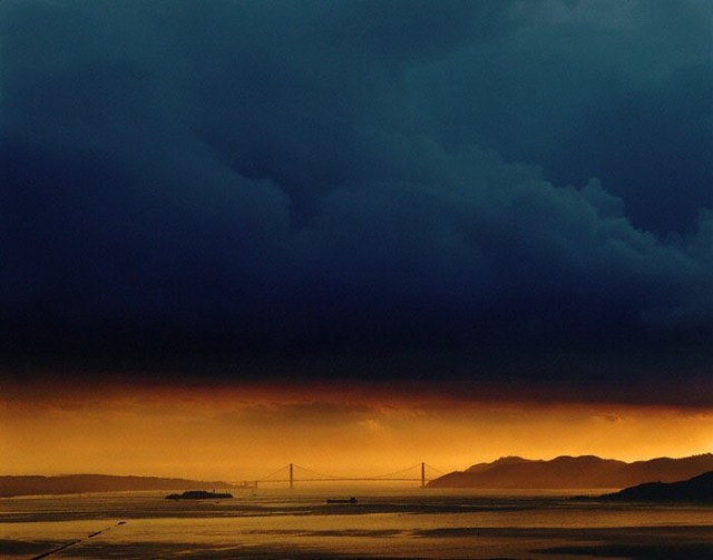 Richard Misrach, Golden Gate 3-8-98