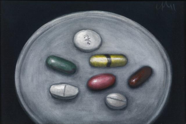 <span class=&#34;artist&#34;><strong>Gr&#233;goire M&#252;ller</strong></span>, <span class=&#34;title&#34;><em>Pills</em>, 2011</span>