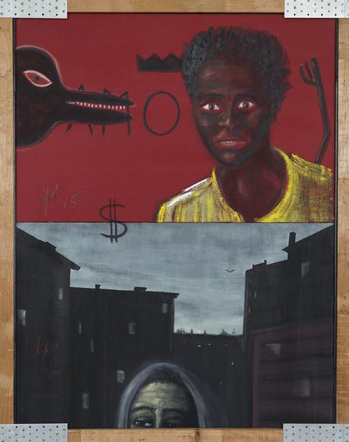 <span class=&#34;artist&#34;><strong>Gr&#233;goire M&#252;ller</strong></span>, <span class=&#34;title&#34;><em>Jean-Michel</em>, 2013-2015</span>