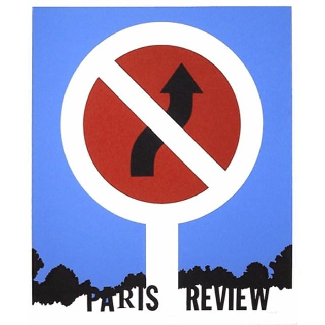 Allan D'arcangelo, Paris Review, 1965