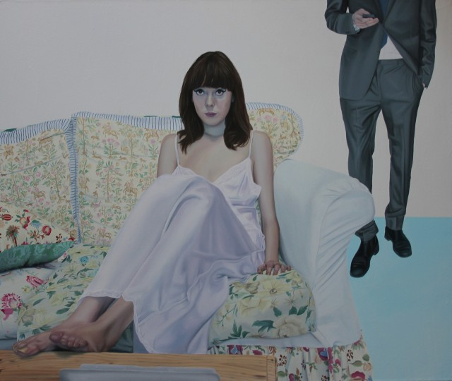 Tristan Pigott, Waiting, 2013