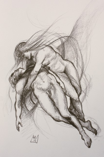 Armando Alemdar Ara, Orpheus and Euredice, 2014