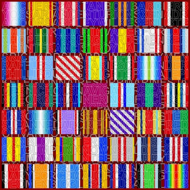 Brad Faine, Pretty Ribbons, 2015
