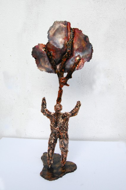 Randy Klein, Tree Head, 2013