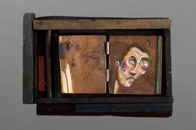 <span class=&#34;artist&#34;><strong>Carlos Cortes</strong></span>, <span class=&#34;title&#34;><em>Caliban Came for Tea. He was Heartbroken</em>, 2015</span>