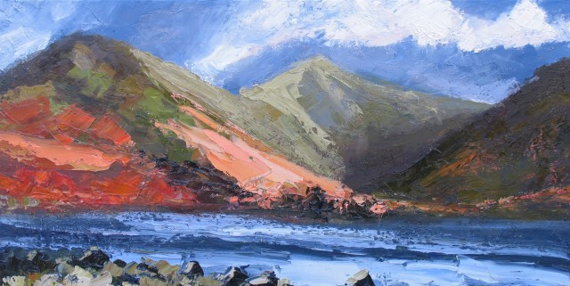 <span class=&#34;artist&#34;><strong>Colin Halliday</strong></span>, <span class=&#34;title&#34;><em>Lakes (Wast Water)</em>, 2014-15</span>