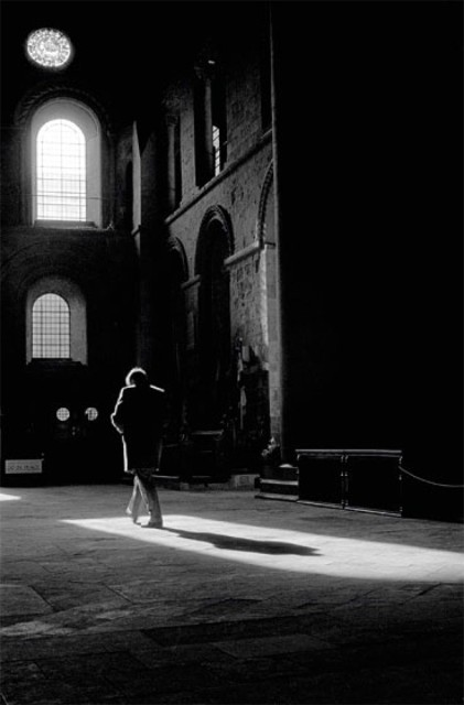 Lala Meredith-Vula, Travellers: Southwell Minster, 1984