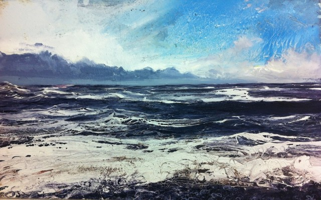 <span class=&#34;artist&#34;><strong>Michael Sole</strong></span>, <span class=&#34;title&#34;><em>Monmouth Beach No.1</em>, 2014</span>