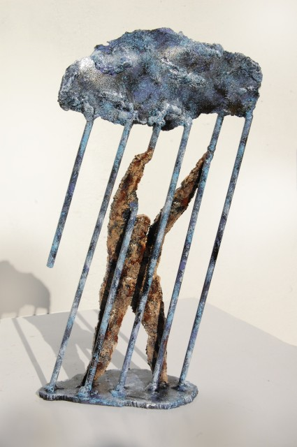 Randy Klein, Rain Cloud, 2013