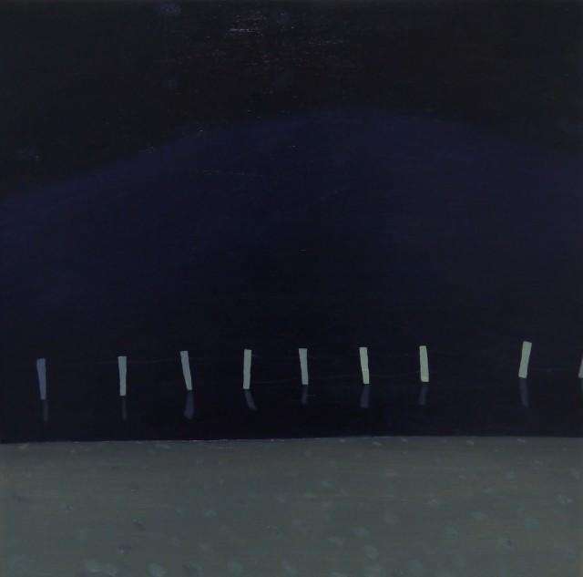 Zichao Hou, Late Nightswimming, 2015