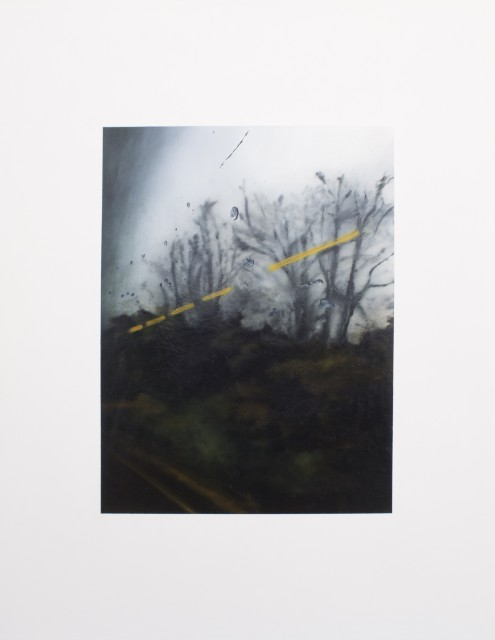 <span class=&#34;artist&#34;><strong>Holly Rees</strong></span>, <span class=&#34;title&#34;><em>'Here is an Elsewhere, all the cues that she found in a cloud, a wall, a stone are Elsewhere'</em>, 2016</span>