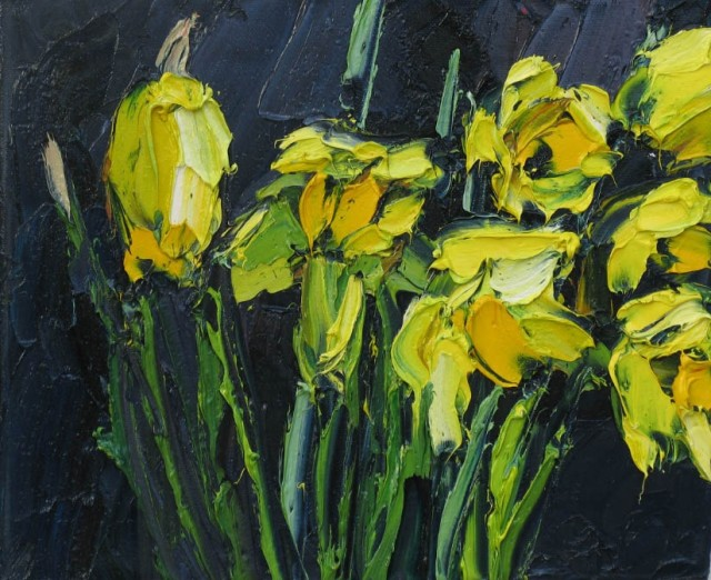 Colin Halliday, Daffs III, 2014