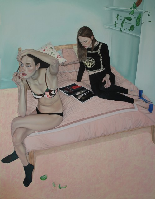 Tristan Pigott, Easy Reading, 2013